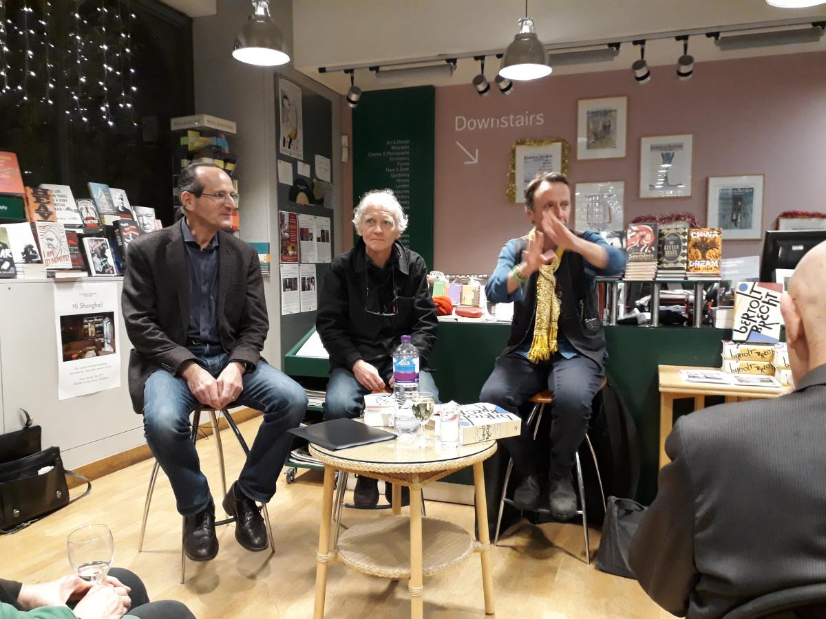 Collected Poems launch
