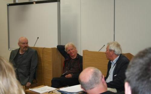 Mark Ravenhill, David Constantine, Stephen Parker