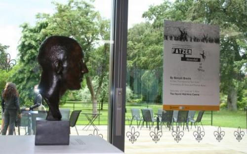 Brecht mask and Fatzer poster